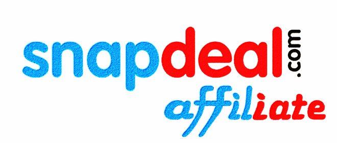 affiliate marketing program - snapdeal