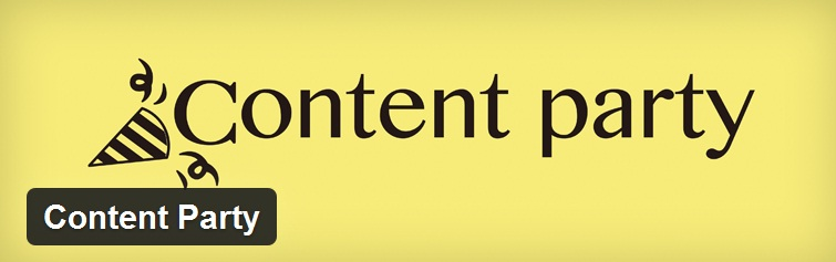 content party plugin
