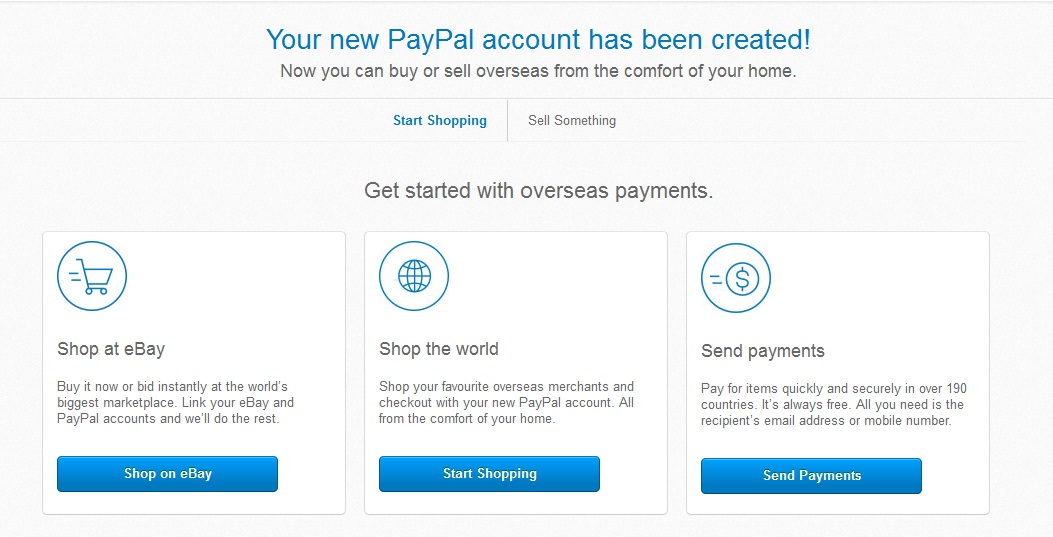 paypal-account-created