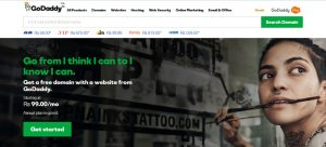 web host site