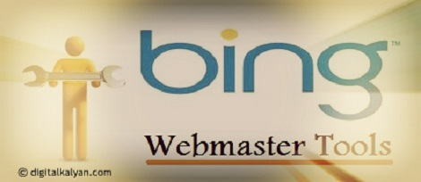 Bing webmaster tools - Feature image