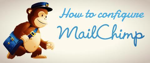 configure mailchimp