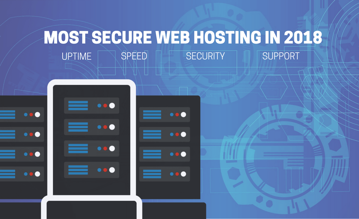 the-most-secure-web-hosting-2018