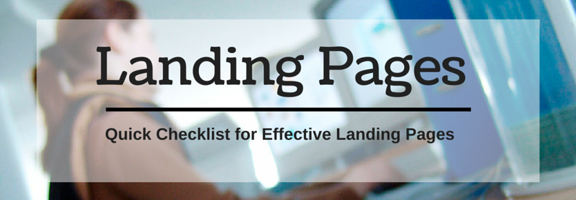 Landing Page Compelling