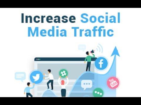 How Do You Increase Social Media Traffic?